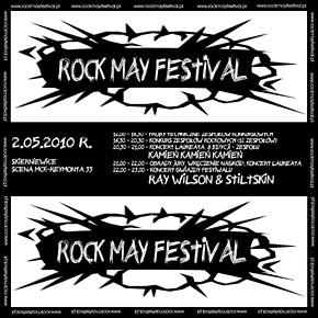 Snakegarden i cztery inne kapele z MT zagrają na Rock May Festival!