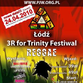 Łódź 3R for Trinity