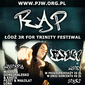 Łódź 3R for Trinity - Rap