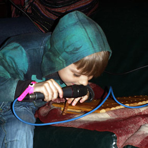 Dzieci mają głos - Maximilian terenNowy