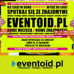 "Konkurs ""Promuj koncerty z eventoid.pl"""