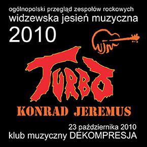 Uczestnicy finału Widzewskiej Jesieni 2010