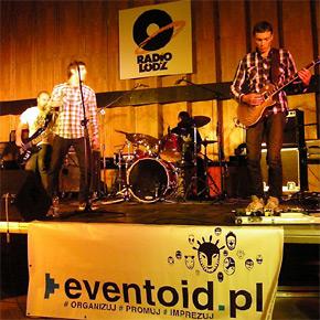 Killing Silence zagrali w Radio Łódź