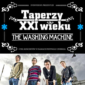 The Washing Machine na Cinergii