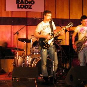 Mute zagrali w Radio Łódź