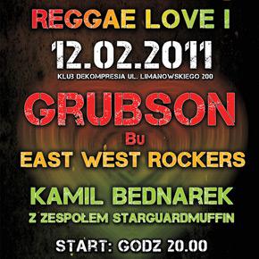 StarGuardMuffin na Reggae Love w Łodzi