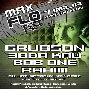 MaxFloFest - reggae i hiphop znów w Łodzi