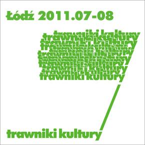 Trawniki Kultury rosną w Łodzi