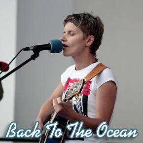 Back To The Ocean na fali