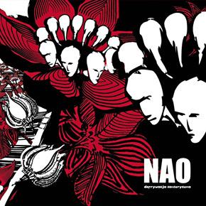 Nao - Deprywacja sensoryczna