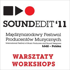 Festiwal Soundedit zaprasza muzyków (i nie tylko) na warsztaty