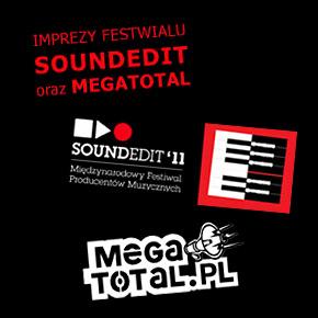 Koncerty Festiwalu Soundedit i MegaTotal w Stereo Krogs