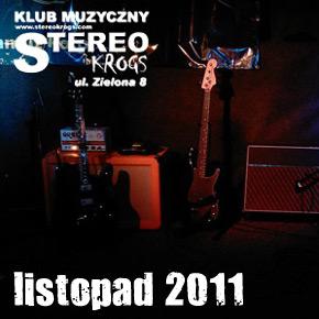 Listopad w Stereo Krogs