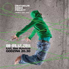 Oratorium Dance Project czyli muzyka antyczna w Łodzi