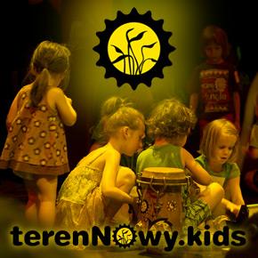 terenNowy.kids zaprasza na dźwiękowy plac zabaw