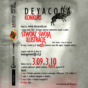 Konkurs na clip Deyacody
