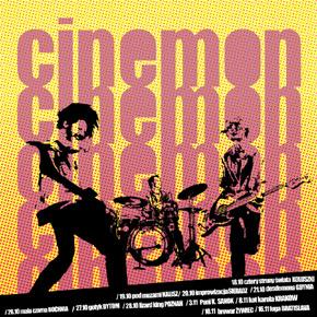 Cinemon rusza w jesienną trasę
