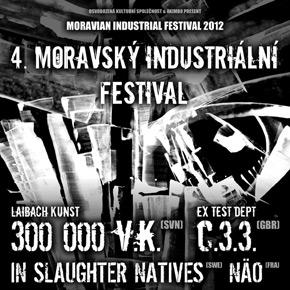 Moravian Industrial Fest po raz czwarty