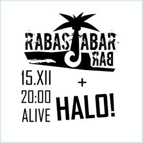 Rabastabarbar i Halo! Alive we Wrocławiu!