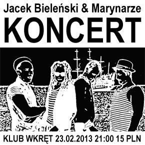 Bielas i Marynarze w Warszawie