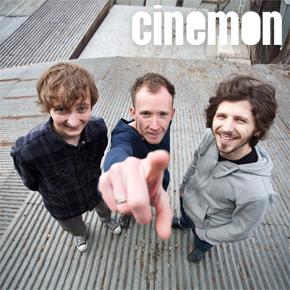 Cinemon pracuje nad drugim albumem