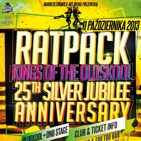 25 rocznica działania Ratpack