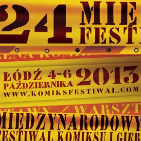 MegaTotal.pl na Festiwalu Komiksu