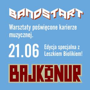 Bandstart nr 2 w Bajkonurze