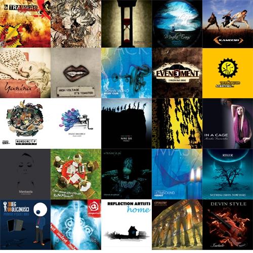 Pomóż twórcy z MegaTotal.pl i wybierz płytę w prezencie!