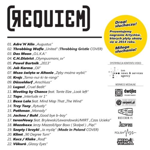 Nowości Requiem Records - promocyjna kompilacja