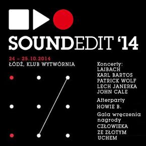 Szykujemy się na SOUNDEDIT 2014