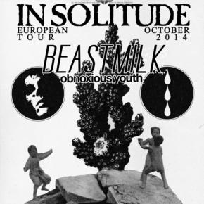 Beastmilk & In Solitude we Wrocławiu. Konkurs!