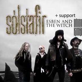 Sólstafir z Islandii gra w Poznaniu i Warszawie. Wygraj bilety!