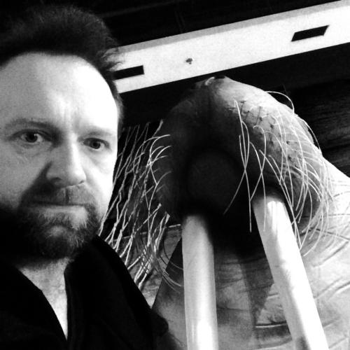 Maciej Werk - organizator i pomysłodawca festiwalu Soundedit