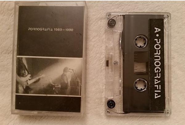Kaseta Pornografia 1989-1990