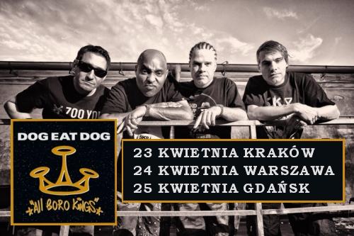 Dog Eat Dog w Polsce!