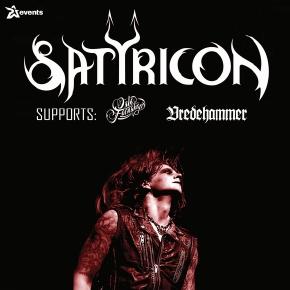 Satyricon w Warszawie. Wygraj bilety!