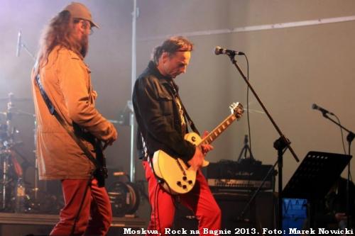 Moskwa. Rock na Bagnie 2013.