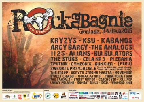 Rock na Bagnie 2015