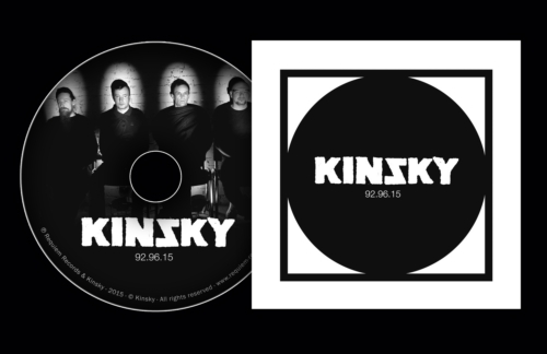Kinsky. 92-96-15. Requiem Records