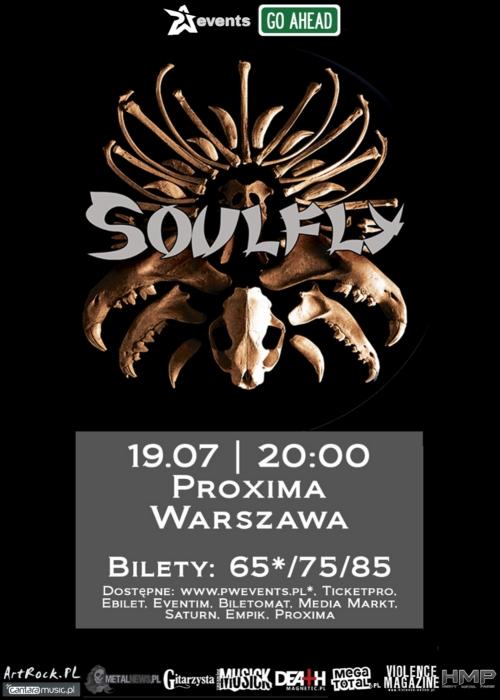 Soulfly w Proximie!