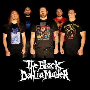 The Black Dahlia Murder. Wrocław. 13.07. Konkurs!