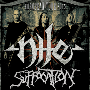 Nile & Suffocation we Wrocławiu. Konkurs!