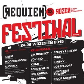 Requiem Festiwal edycja pierwsza.