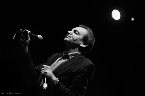 Mark E. Smith. The Fall. 28-08-2015. Łódź. DOMOFFON. Foto: Anita Andrzejczak