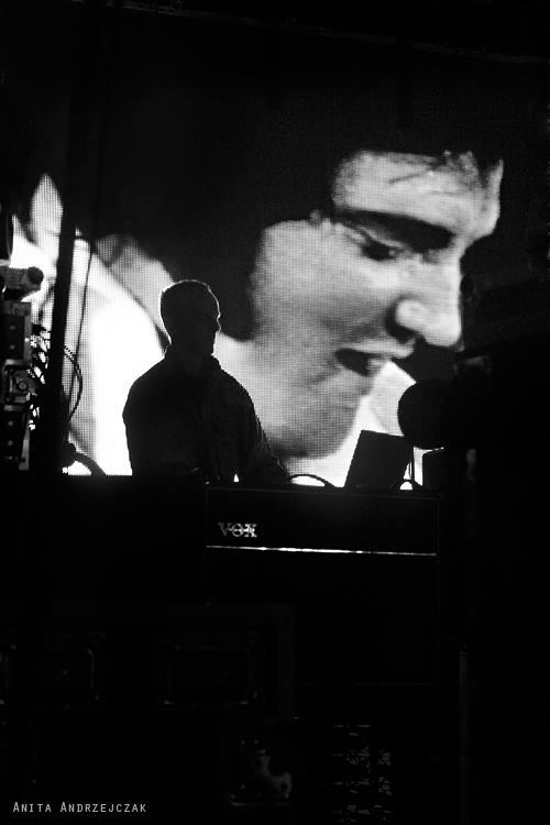 Elvis. The Fall. 28-08-2105. Łódź. DOMOFFON. Foto: Anita Andrzejczak.
