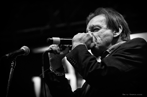 Mark E. Smith. The Fall. 28-08-2105. Łódź. DOMOFFON. Foto: Anita Andrzejczak.