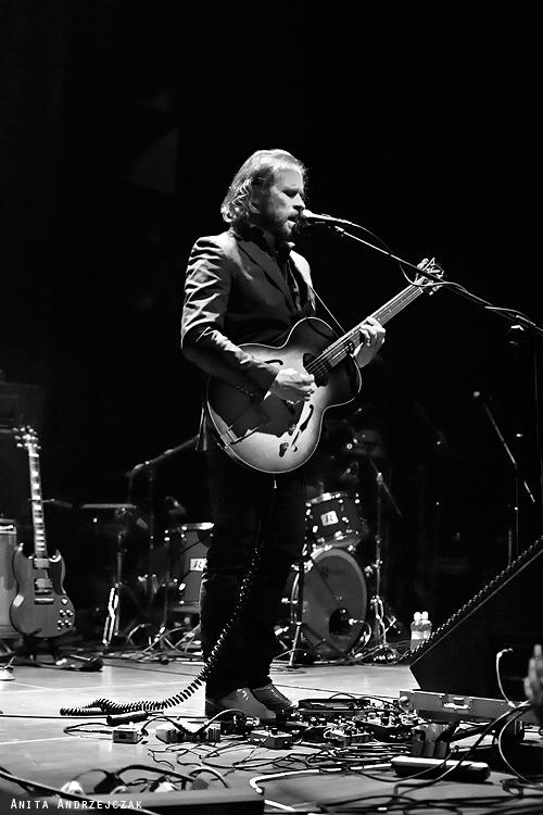 Duke Garwood. Poznań. 17-08-2015. Foto: Anita Andrzejczak