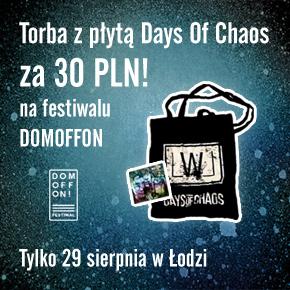 Płyty niezależnych na festiwalu DOMOFFON!