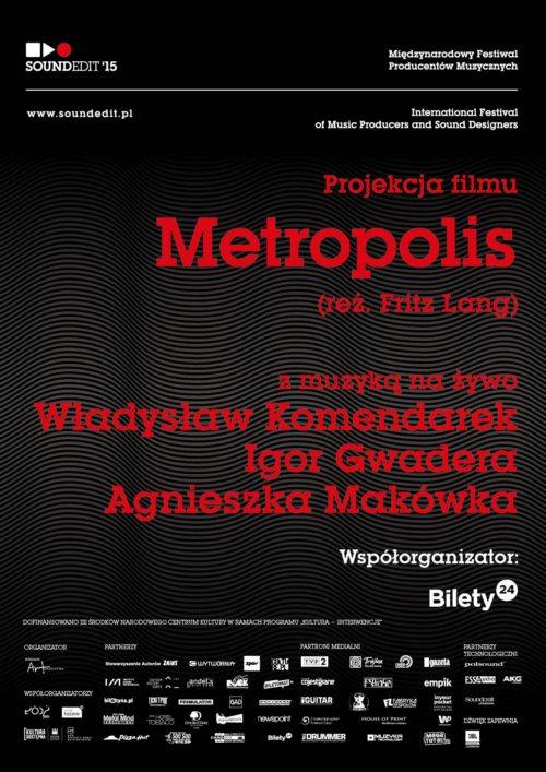 Soundedit 2015: Metropolis
